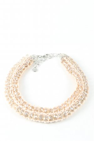 Hallhuber Collier creme Casual-Look