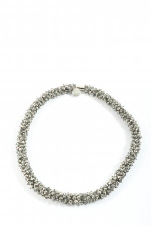 Hallhuber Collier Necklace silver-colored elegant