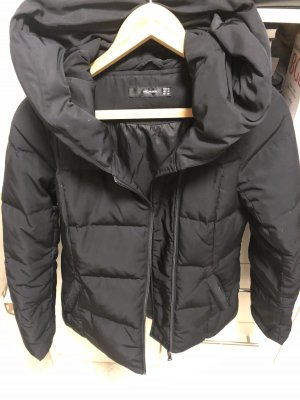 Hallhuber Down Coat black