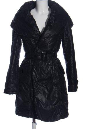 Hallhuber Daunenjacke schwarz Elegant
