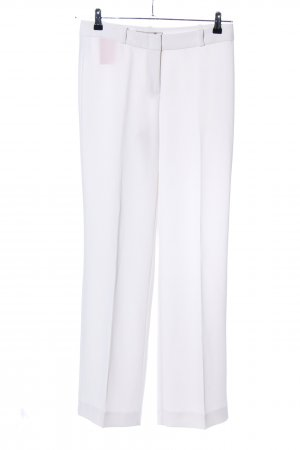 Hallhuber Donna Suit Trouser white casual look