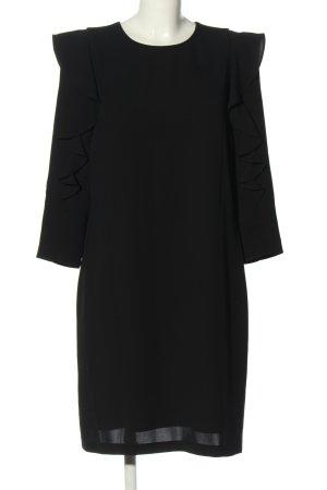Hallhuber Donna Blusenkleid schwarz Elegant