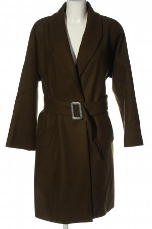 Hallhuber Donna Floor-Lenght Coat khaki business style