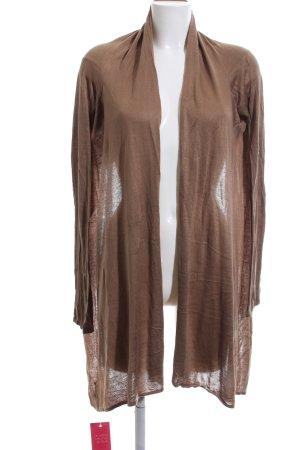 Hallhuber Donna Bolero bronzefarben Casual-Look