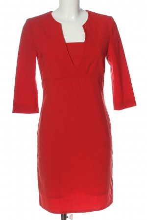 Hallhuber Donna Sheath Dress red business style