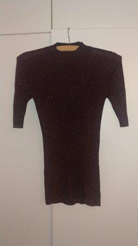 Hallhuber Turtleneck Shirt bordeaux