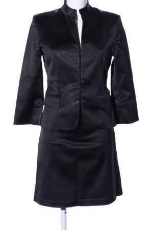Hallhuber Donna Tailleur noir style d'affaires