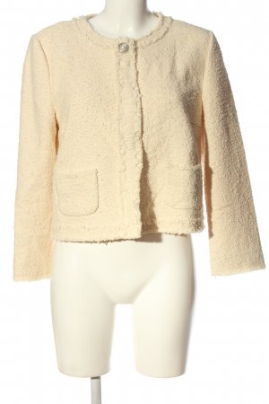Hallhuber Donna Kurz-Blazer creme Business-Look