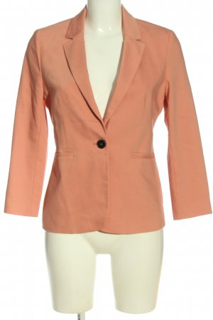 Hallhuber Donna Kurz-Blazer pink Business-Look