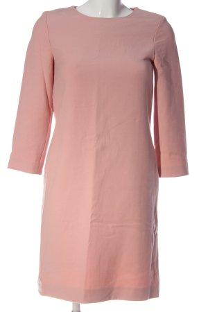 Hallhuber Donna Langarmkleid pink Casual-Look
