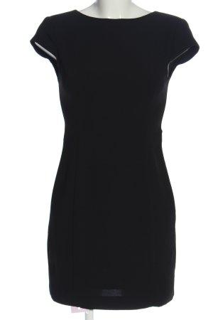 Hallhuber Donna Minikleid schwarz Casual-Look