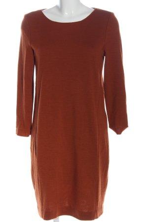 Hallhuber Donna Tube Dress light orange casual look