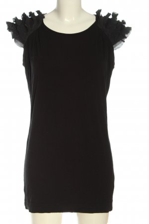 Hallhuber Donna Shirt Dress black casual look