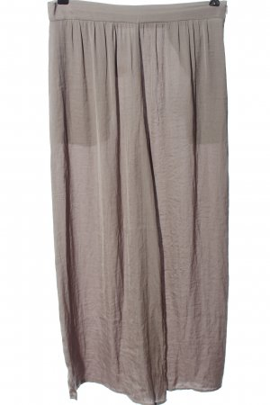 Hallhuber Donna Jersey Pants light grey casual look