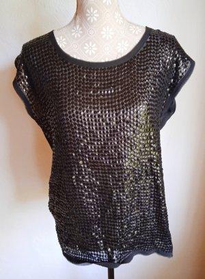 Hallhuber Donna Basic topje zwart