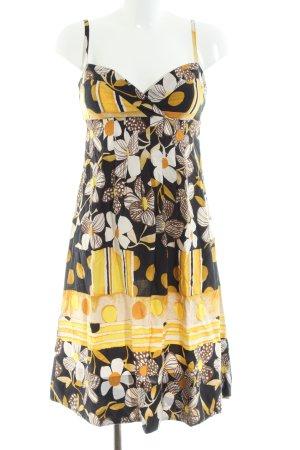 Hallhuber Donna Trägerkleid Blumenmuster Casual-Look