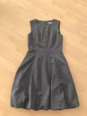 Hallhuber Balloon Dress anthracite polyester