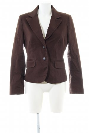 Hallhuber essentials Tuxedo Blazer brown business style