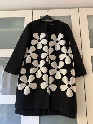 Hallhuber Ladies' Suit black-white