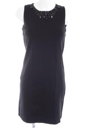 Hallhuber Etuikleid schwarz Elegant