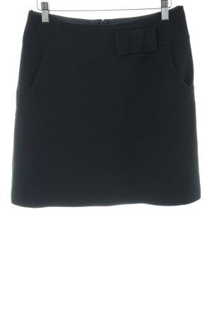 Hallhuber Plaid Skirt black casual look