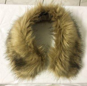 HALLHUBER Fellkragen Fake Fur