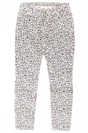 Hallhuber Five-Pocket Trousers natural white cotton