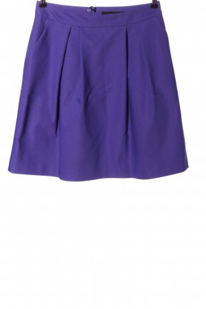 Hallhuber Flared Skirt lilac casual look