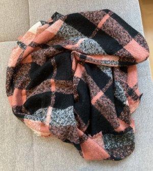 Hallhuber Woolen Scarf multicolored
