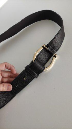 Hallhuber Leather Belt multicolored leather