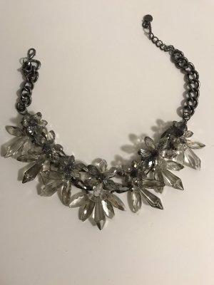 Hallhuber Halskette Blumen