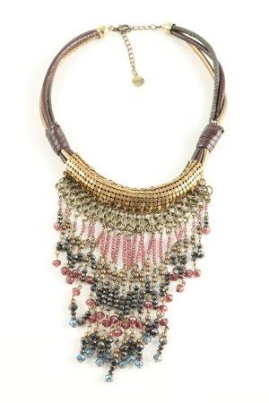 Hallhuber Halskette mehrfarbig Elegant