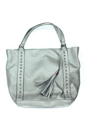 Hallhuber Handtasche neuwertig grau