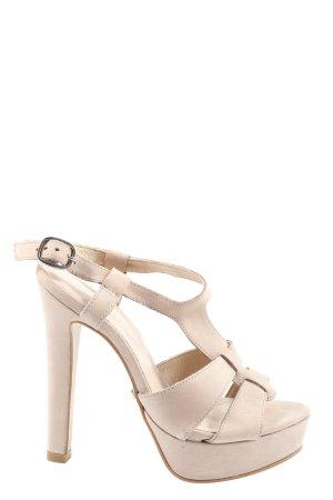 Hallhuber High Heels creme Elegant