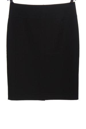 Hallhuber Spódnica z wysokim stanem czarny Melanżowy W stylu casual
