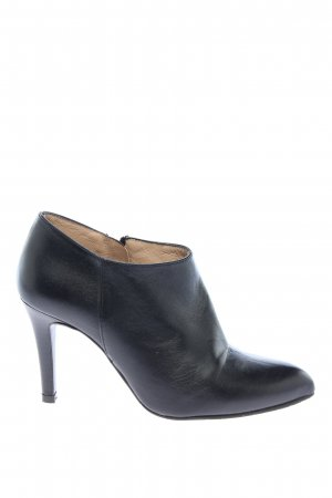 Hallhuber High-Front Pumps black business style