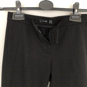 Hallhuber Pantalone peg-top nero