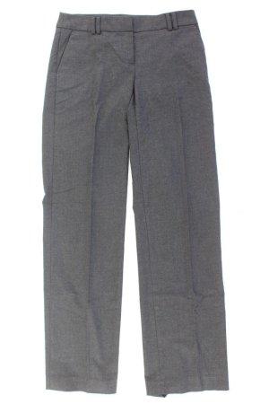 Hallhuber Hose Größe 34 grau aus Polyester