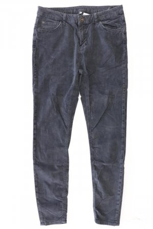 Hallhuber Trousers multicolored cotton
