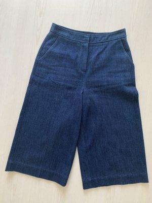 Hallhuber Culottes blauw