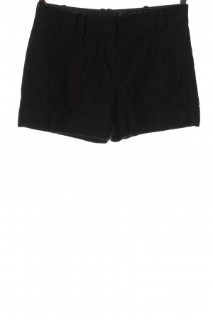 Hallhuber Hot Pants schwarz Casual-Look