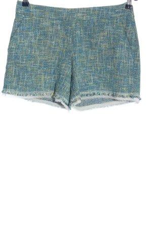 Hallhuber Hot Pants blau Casual-Look