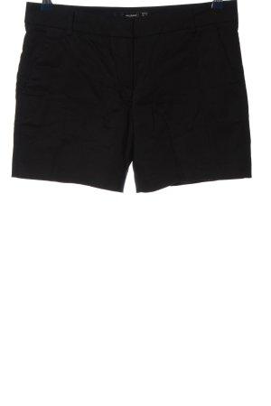 Hallhuber Pantalón corto negro look casual