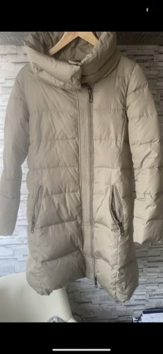 Hallhuber Down Coat oatmeal