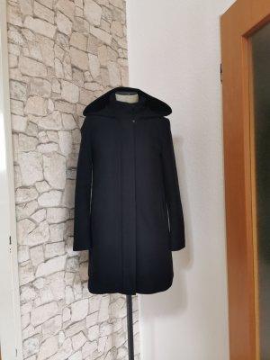 Hallhuber Wool Jacket blue-dark blue
