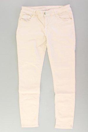 Hallhuber Jeans creme Größe 38