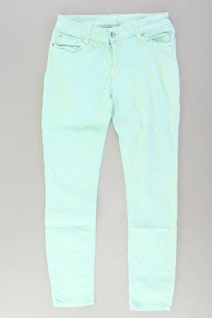 Hallhuber Jeans grün Größe 38