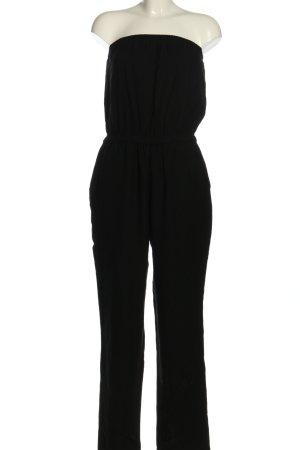 Hallhuber Jumpsuit schwarz Casual-Look