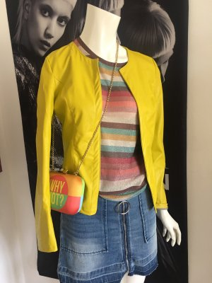 Hallhuber ka Shirt Jeans Rock used Look mit zipp