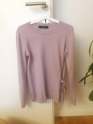 Hallhuber Wool Sweater mauve-lilac